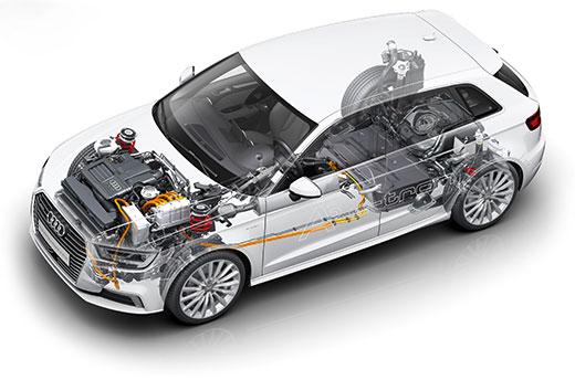 Audi A3 Sportback e-tron Plug-in Hybrid