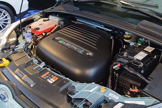 Двигатель EcoBoost