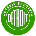 Марка автомобиля Detroit Electric
