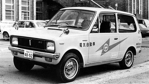 Mitsubishi 360 WAN EV