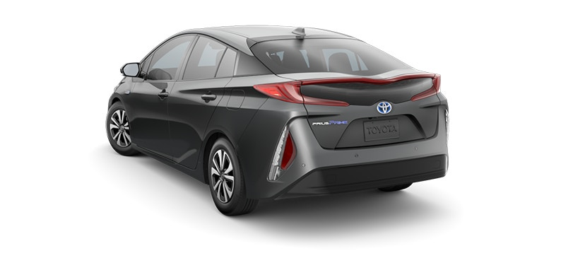 Toyota Prius Prime 2017 — фото 2