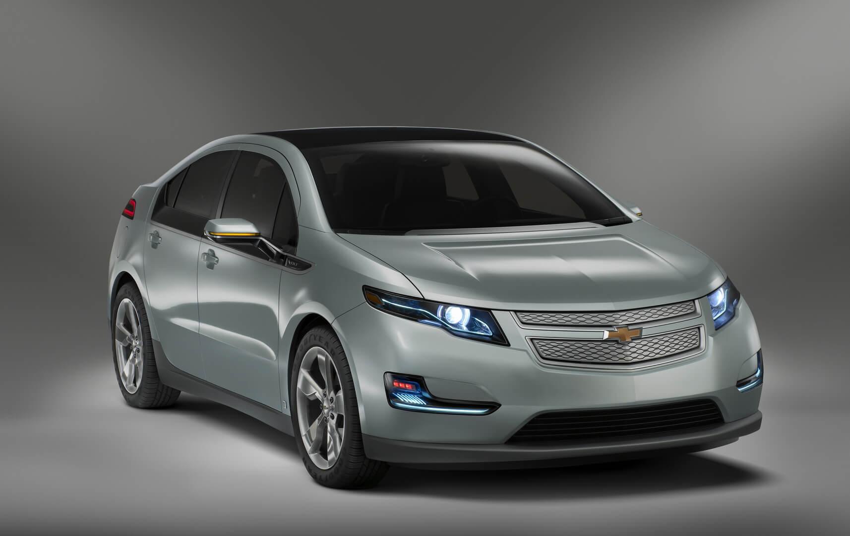 Плагин-гибрид Chevrolet Volt