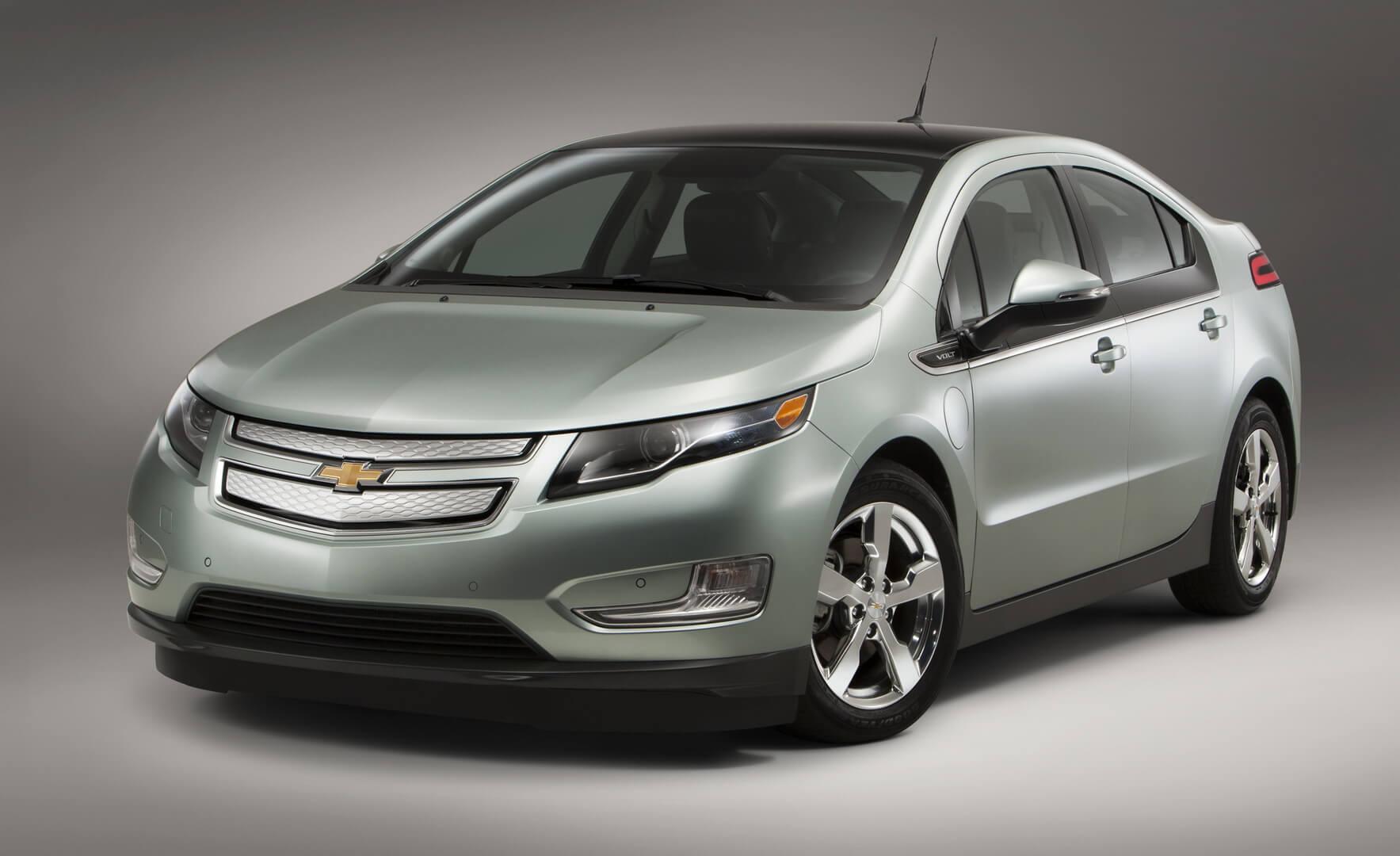Фотография экоавто Chevrolet Volt 2011 - фото 2
