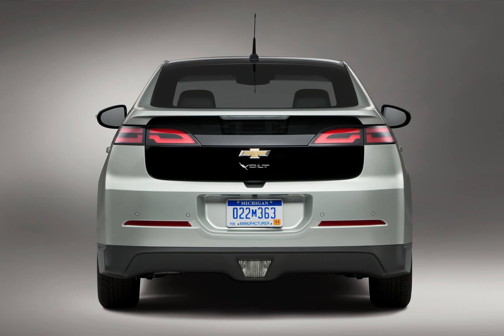 Фотография экоавто Chevrolet Volt 2011 - фото 4