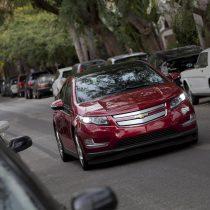 Фотография экоавто Chevrolet Volt 2011 - фото 5