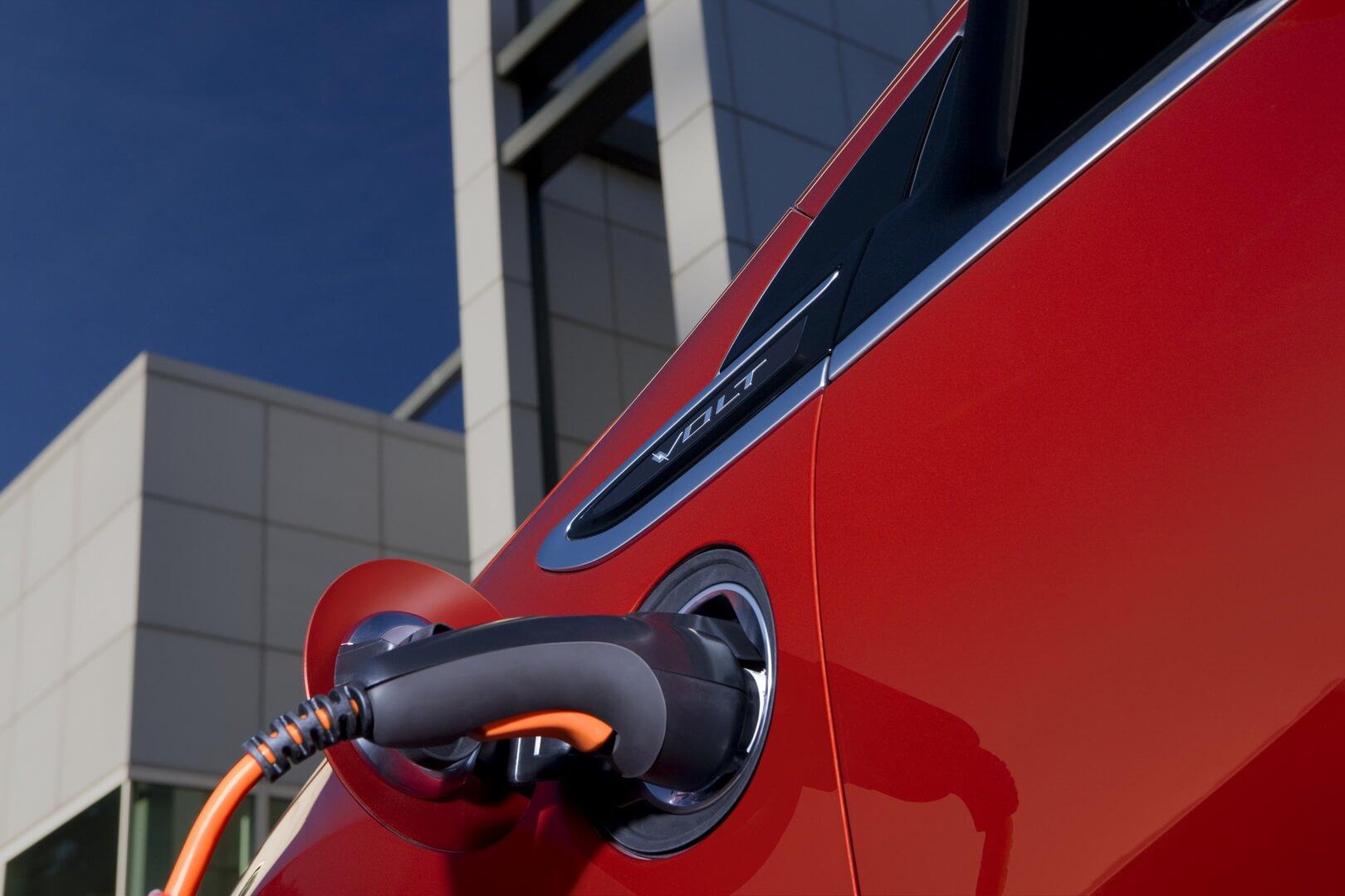 Фотография экоавто Chevrolet Volt 2011 - фото 9
