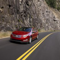 Фотография экоавто Chevrolet Volt 2011 - фото 11