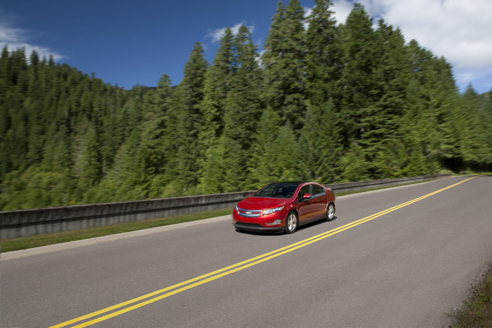 Фотография экоавто Chevrolet Volt 2011 - фото 13