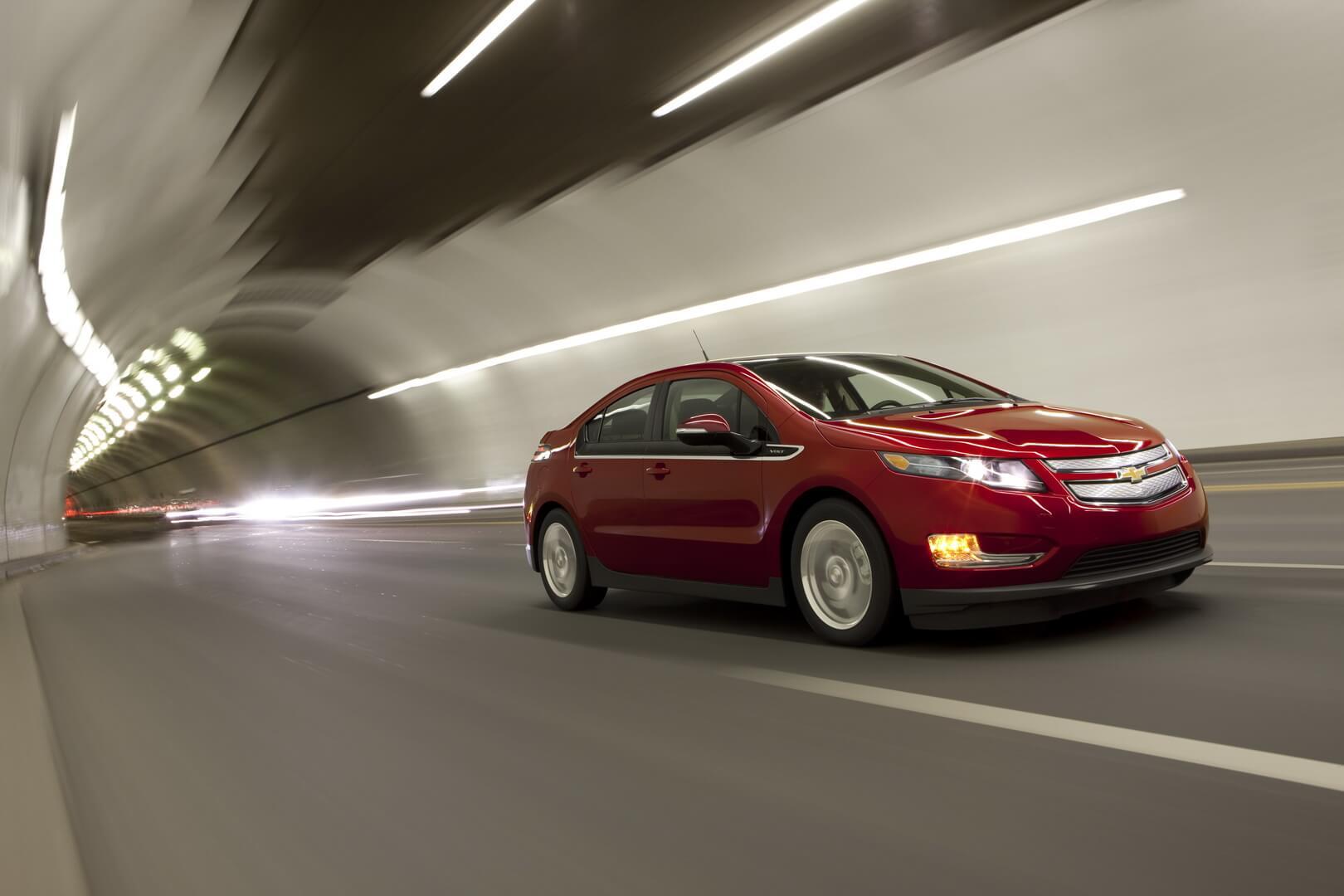 Фотография экоавто Chevrolet Volt 2011 - фото 16