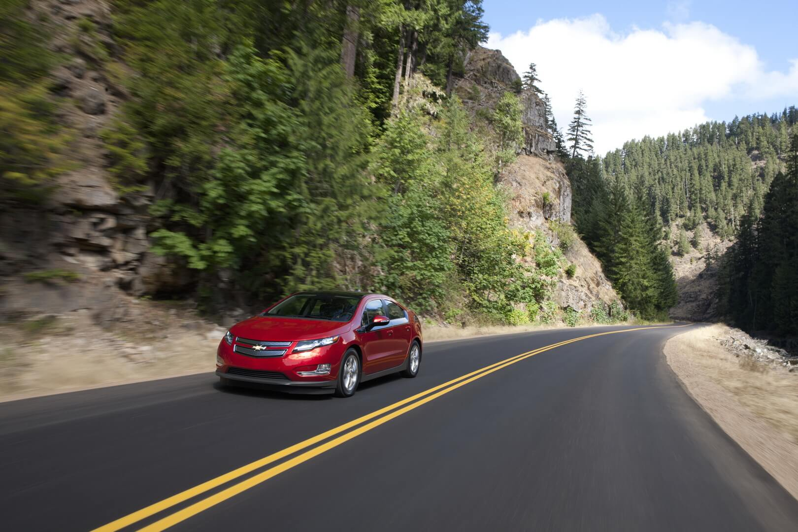 Фотография экоавто Chevrolet Volt 2011 - фото 19