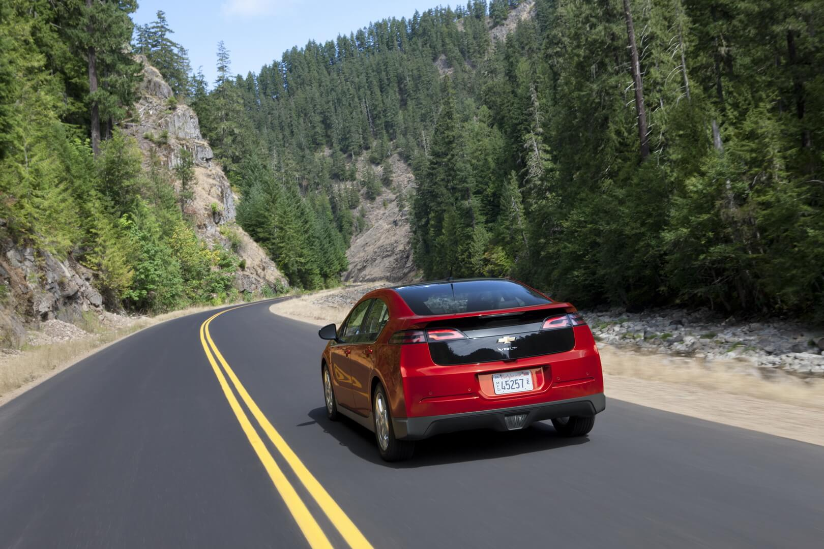 Фотография экоавто Chevrolet Volt 2011 - фото 20