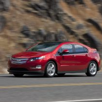 Фотография экоавто Chevrolet Volt 2011 - фото 21
