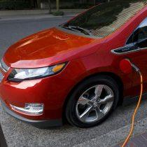 Фотография экоавто Chevrolet Volt 2011 - фото 23