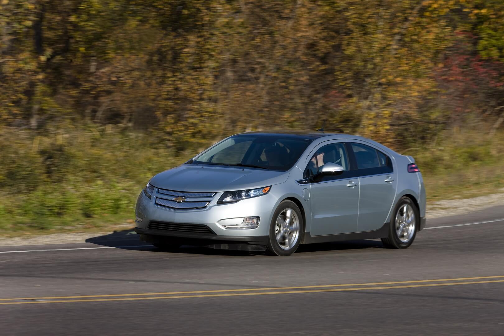 Фотография экоавто Chevrolet Volt 2011 - фото 27