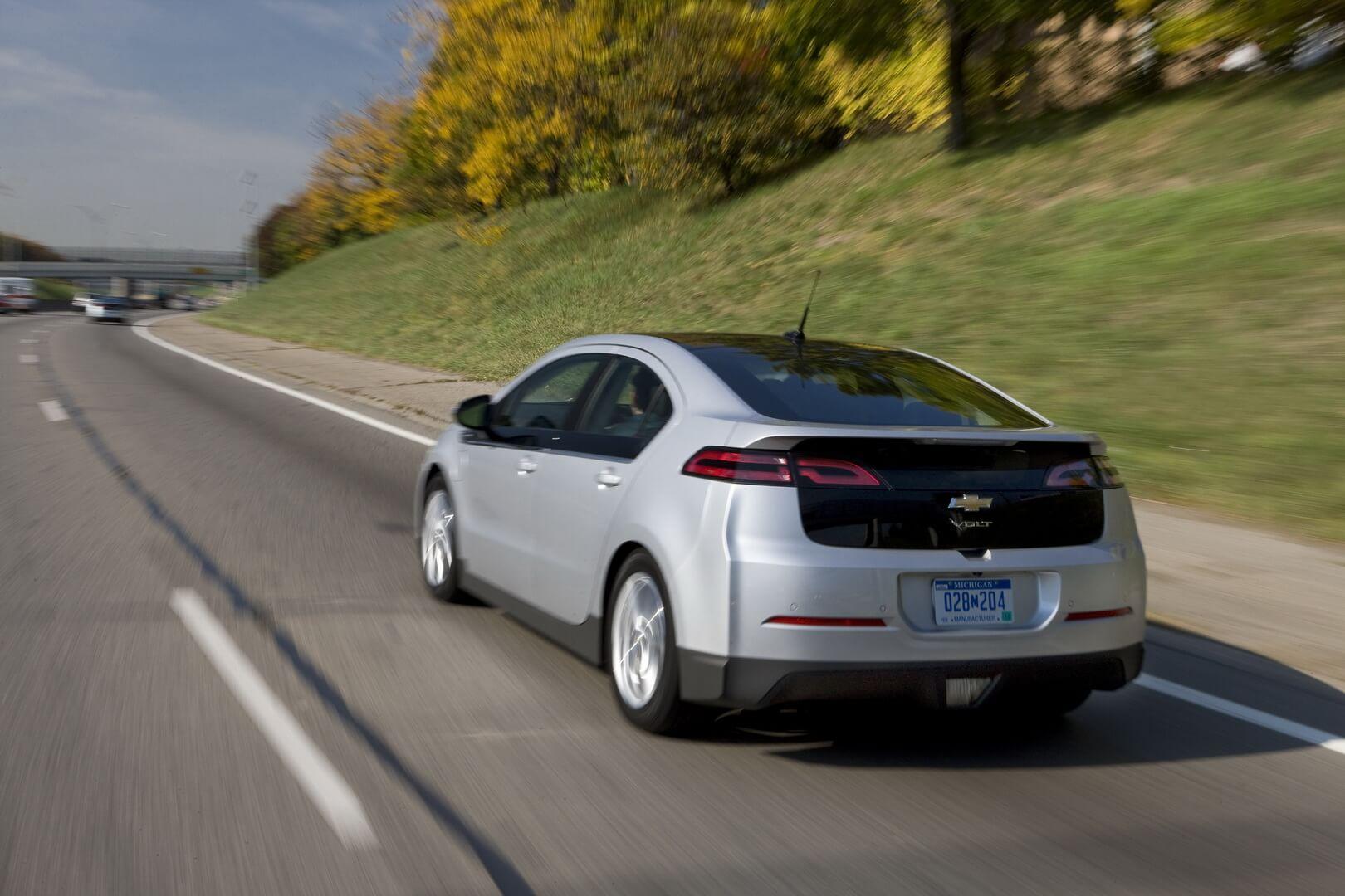 Фотография экоавто Chevrolet Volt 2011 - фото 28
