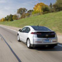 Фотография экоавто Chevrolet Volt 2011 - фото 29