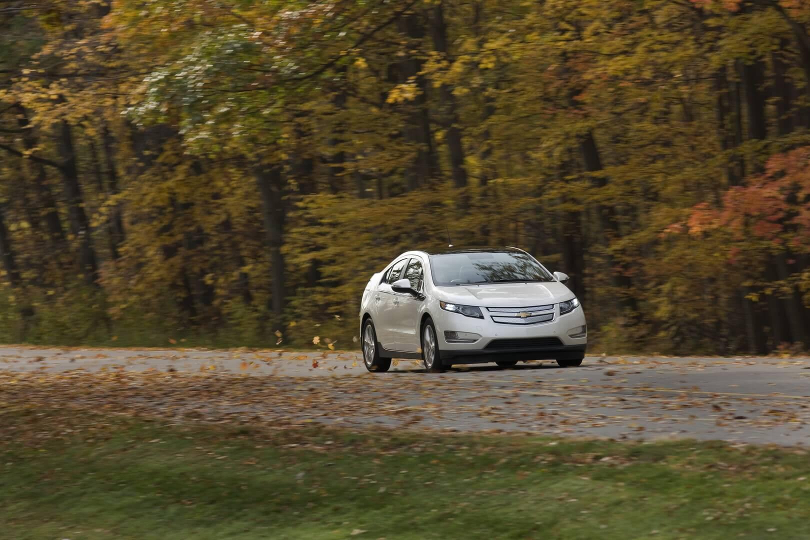 Фотография экоавто Chevrolet Volt 2011 - фото 32