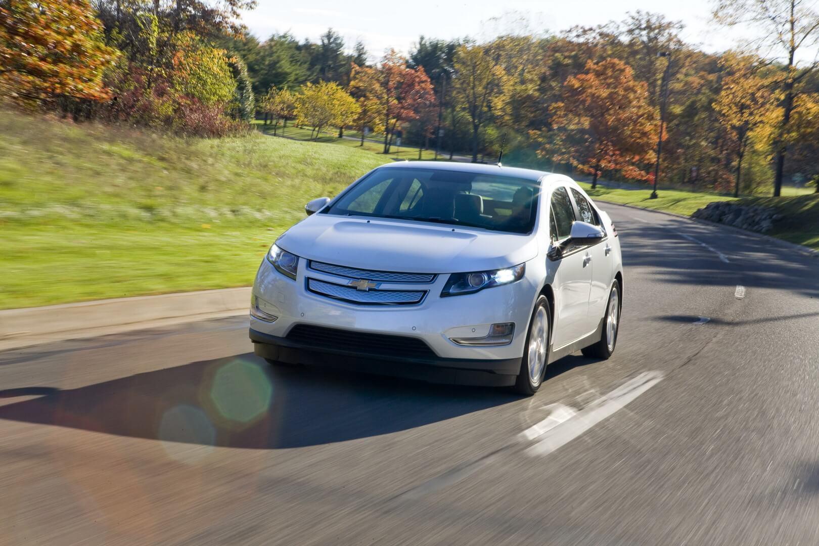 Фотография экоавто Chevrolet Volt 2011 - фото 47