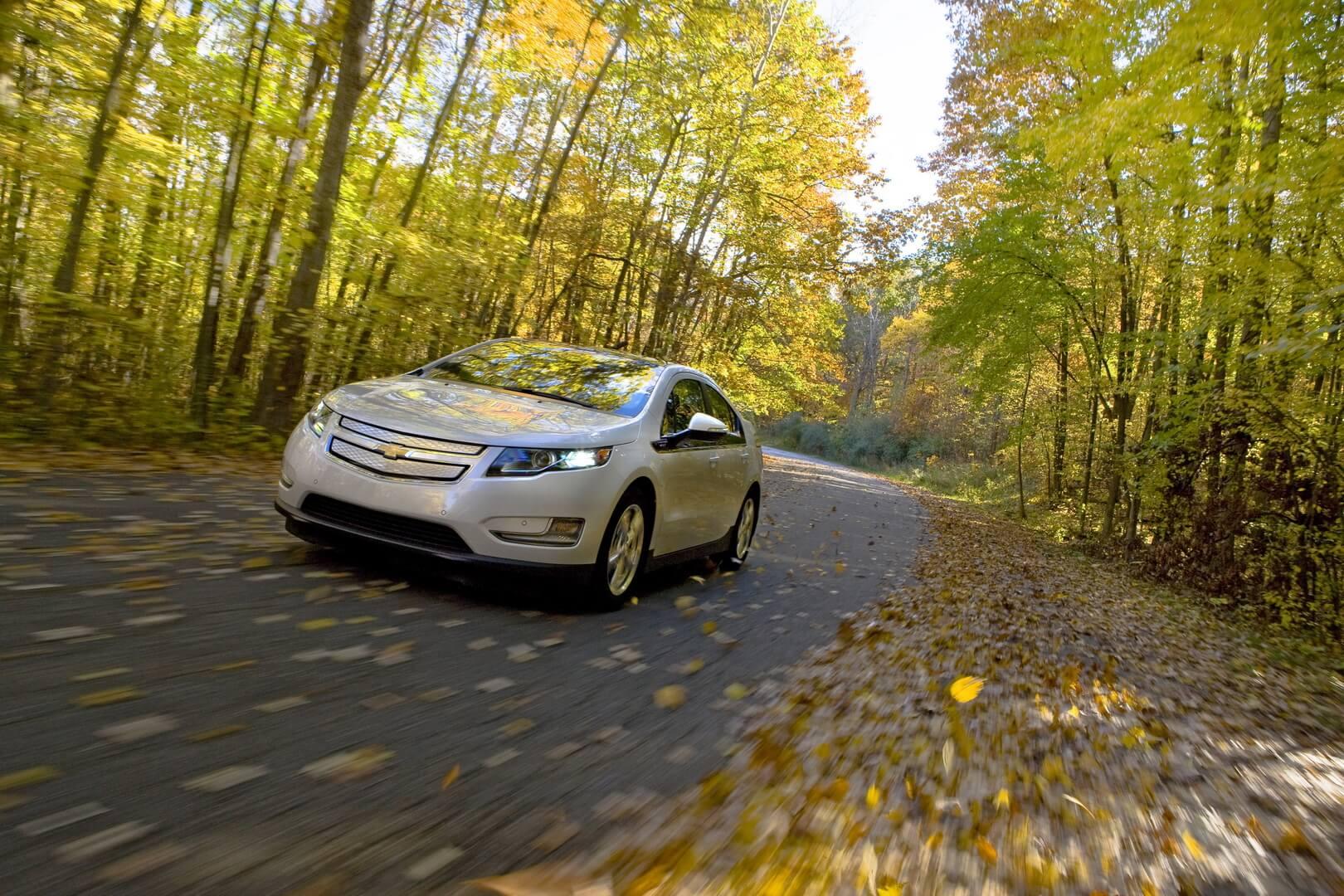 Фотография экоавто Chevrolet Volt 2011 - фото 49