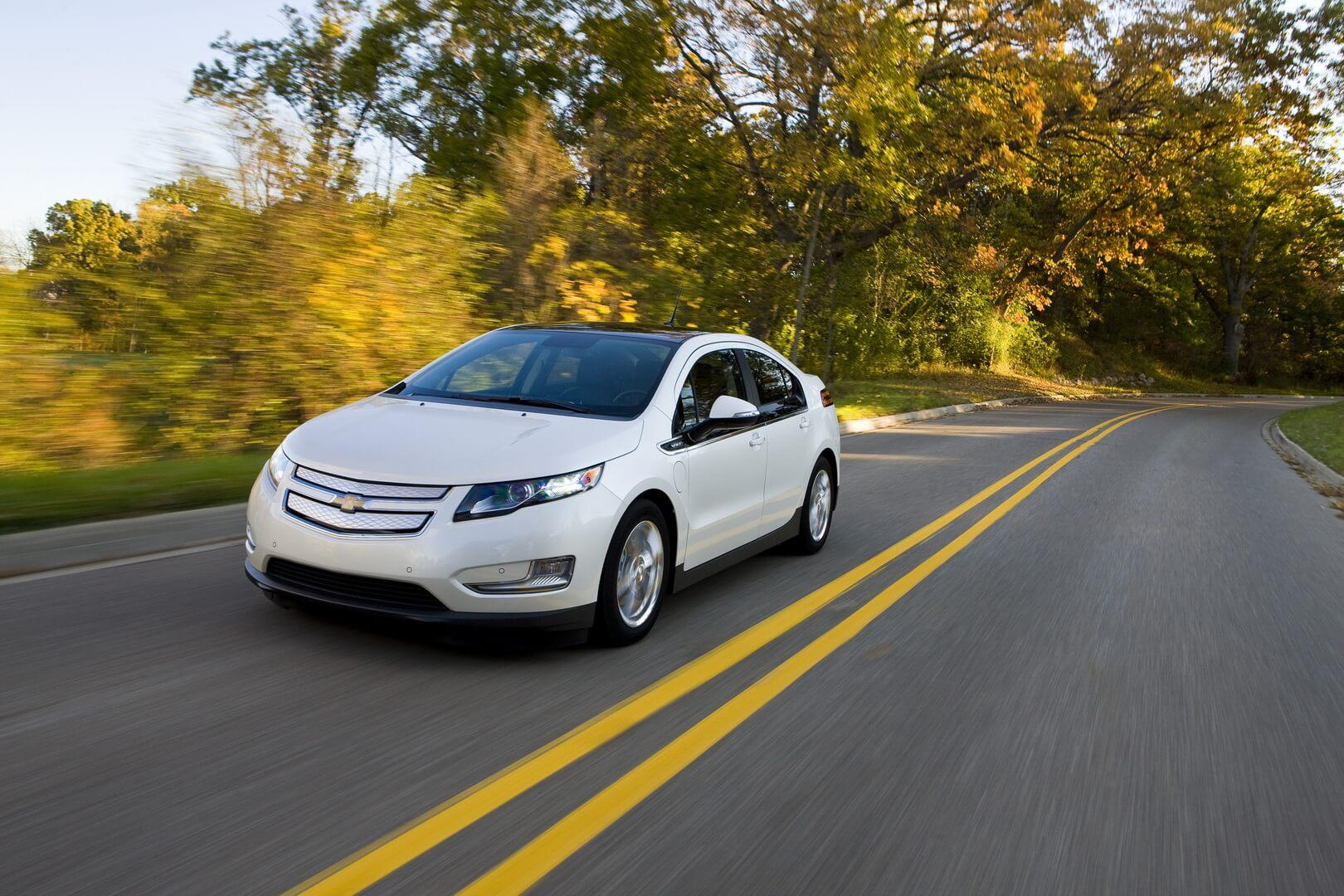 Фотография экоавто Chevrolet Volt 2011 - фото 52