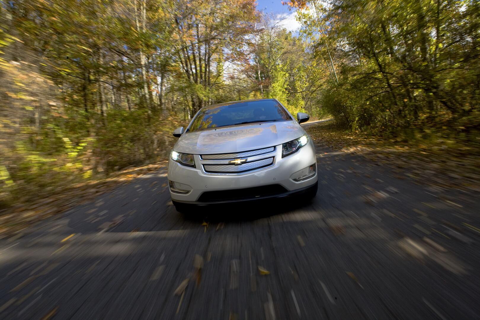 Фотография экоавто Chevrolet Volt 2011 - фото 54