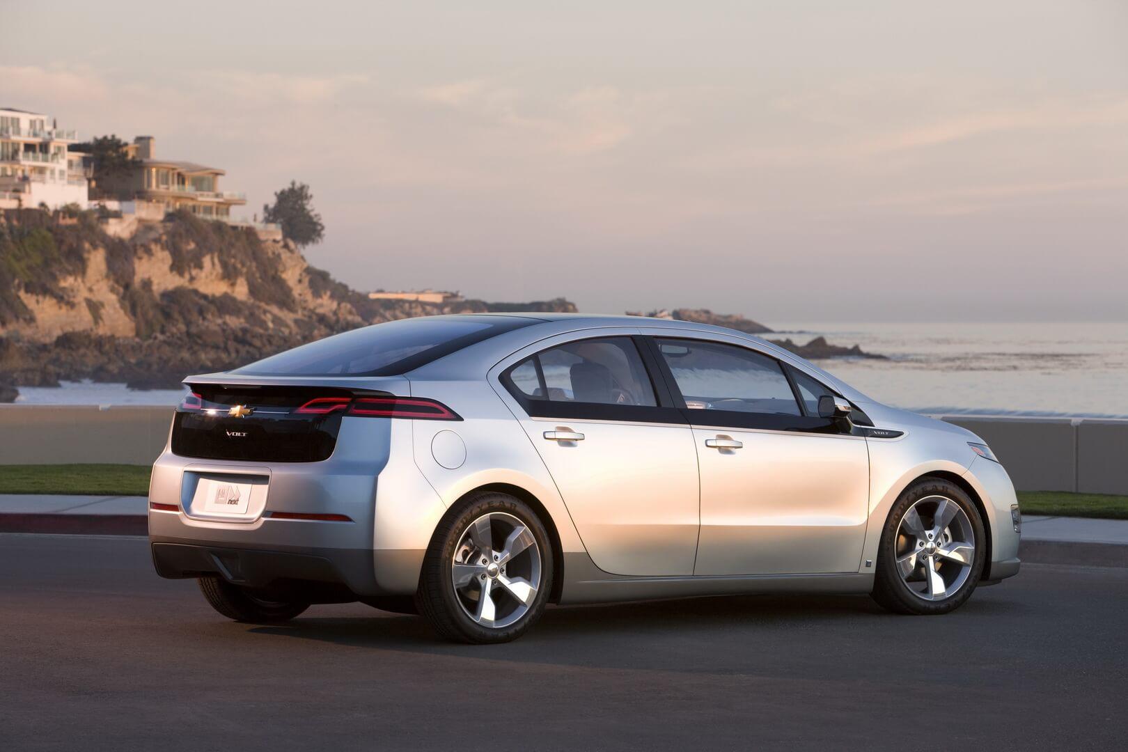 Фотография экоавто Chevrolet Volt 2011 - фото 56