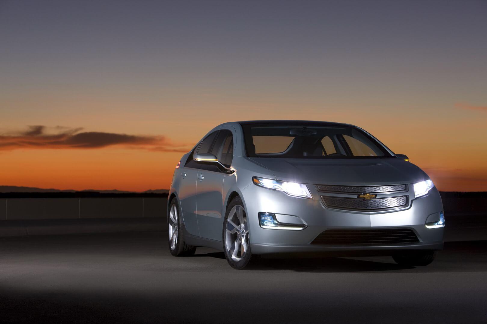 Фотография экоавто Chevrolet Volt 2011 - фото 57