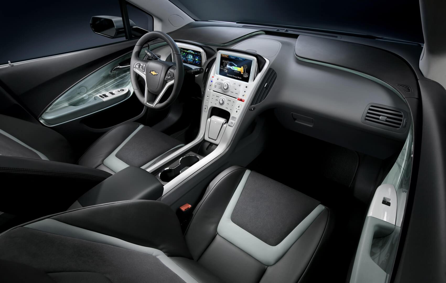Фотография экоавто Chevrolet Volt 2011 - фото 59