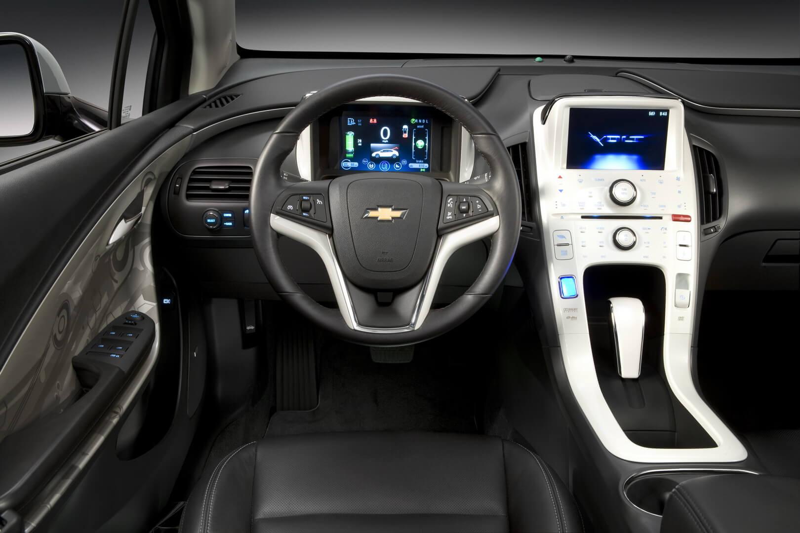 Фотография экоавто Chevrolet Volt 2011 - фото 62