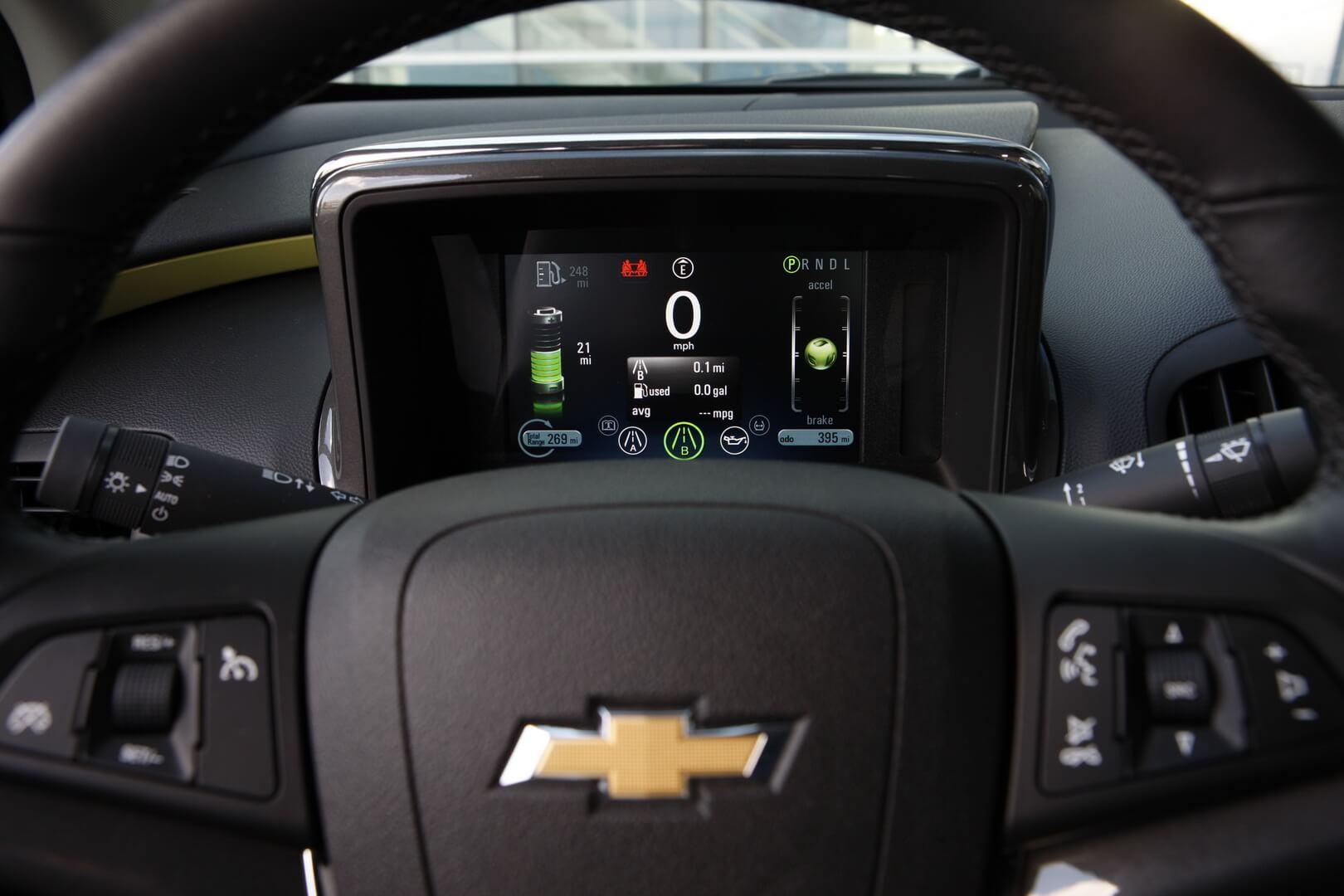 Фотография экоавто Chevrolet Volt 2011 - фото 65