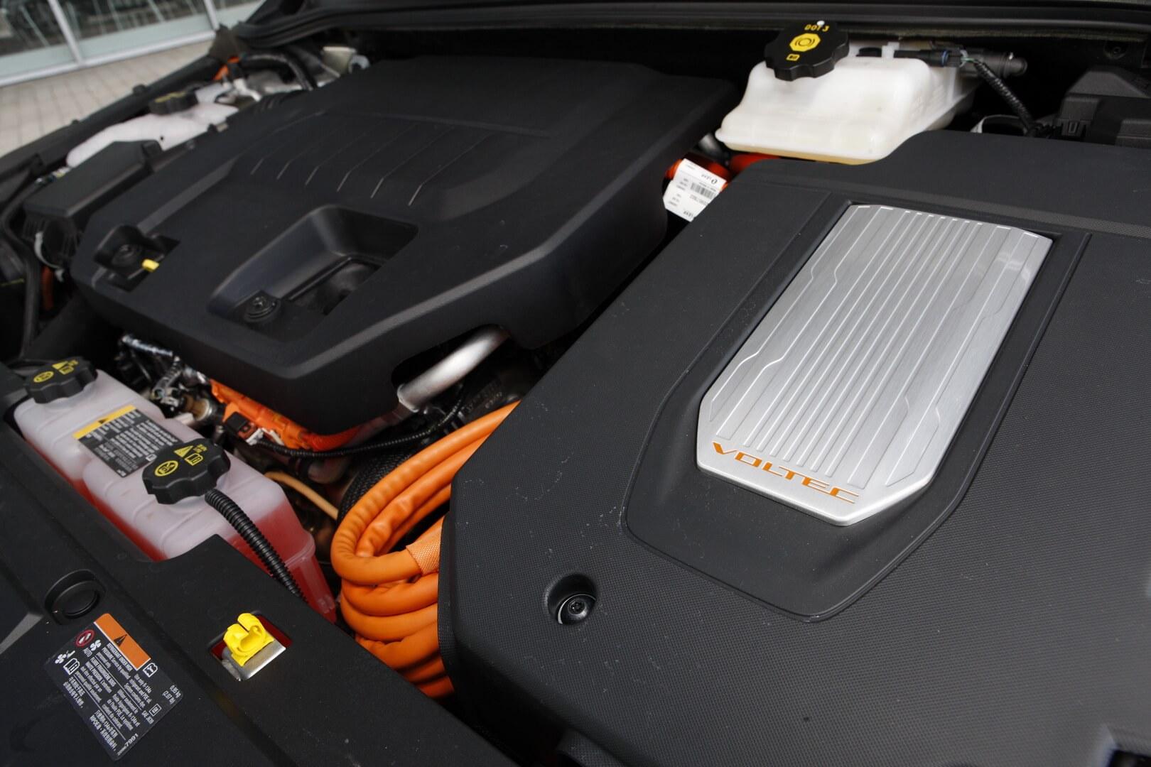 Фотография экоавто Chevrolet Volt 2011 - фото 68