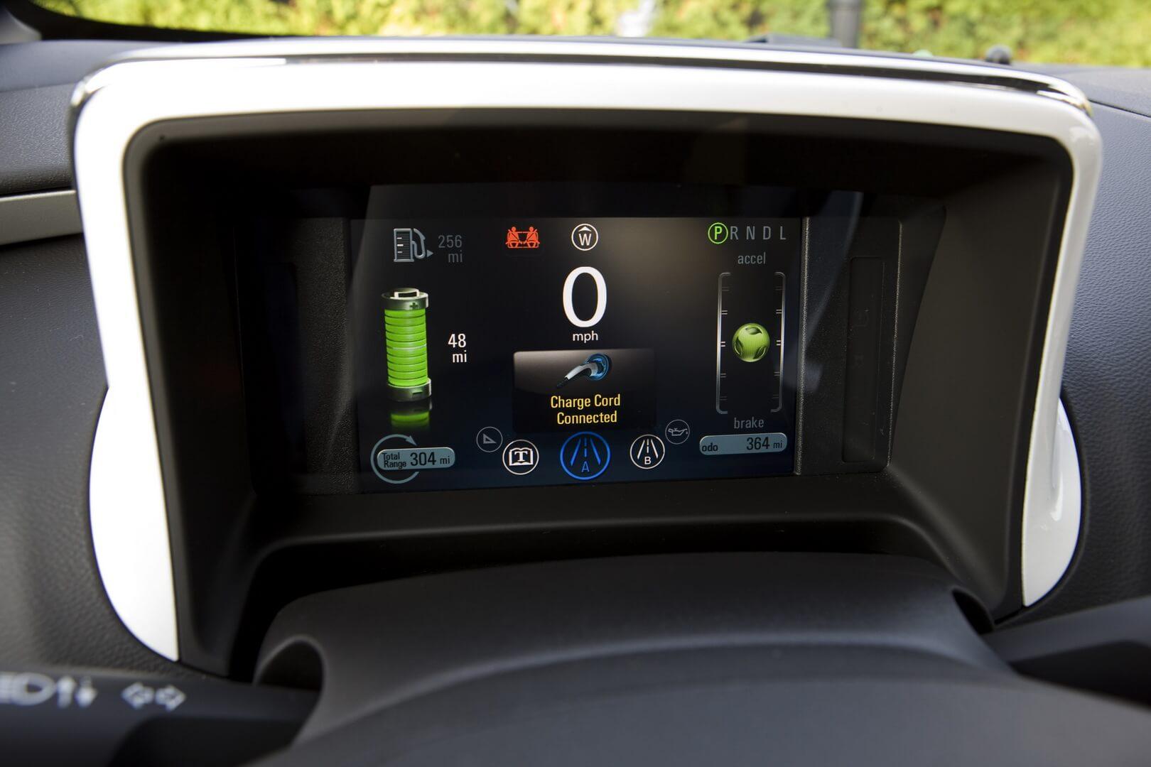 Фотография экоавто Chevrolet Volt 2011 - фото 70