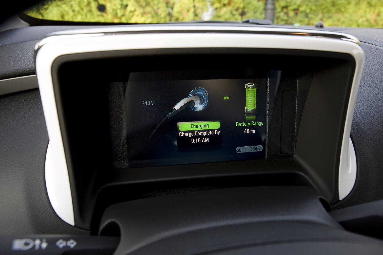 Фотография экоавто Chevrolet Volt 2011 - фото 71