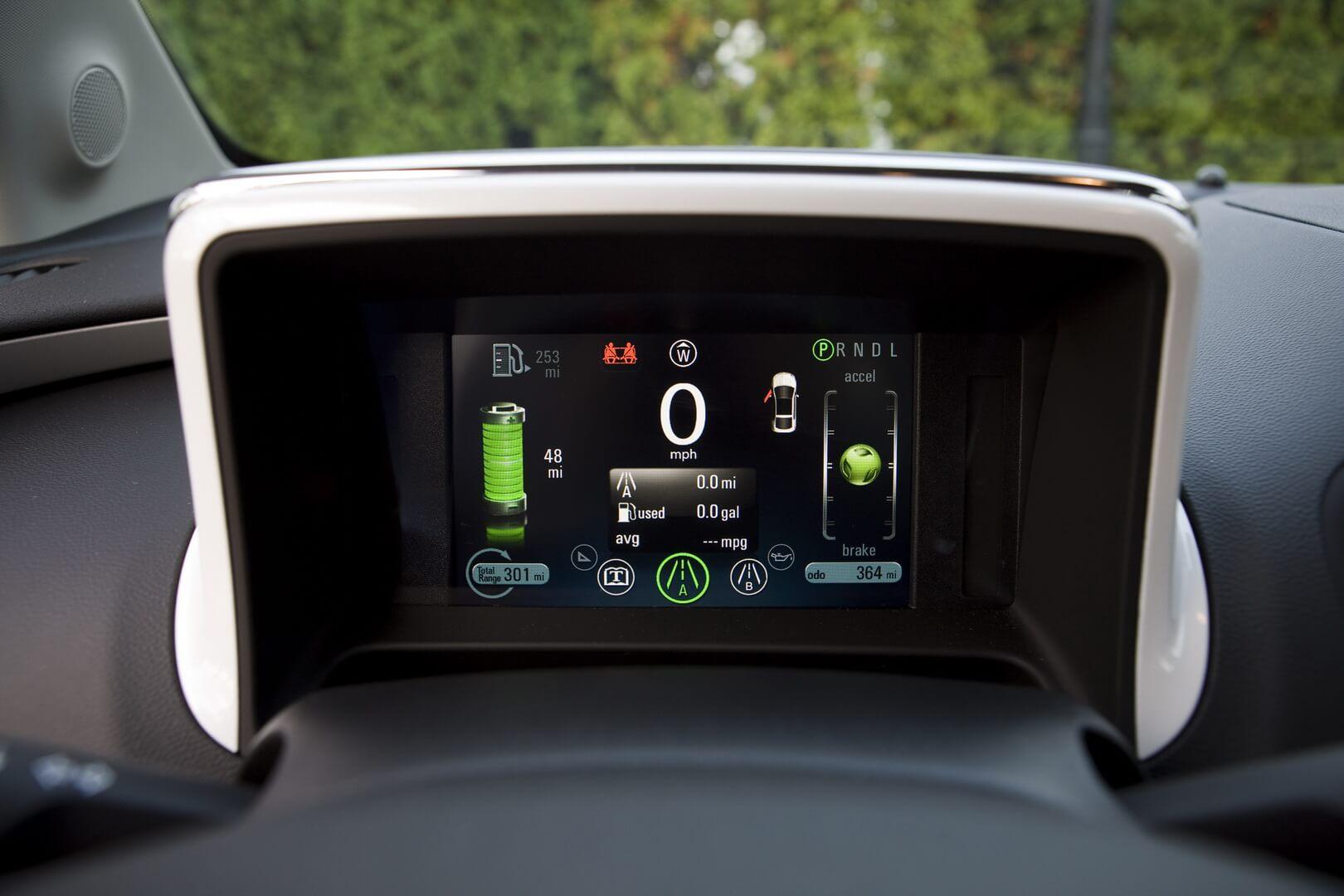 Фотография экоавто Chevrolet Volt 2011 - фото 72