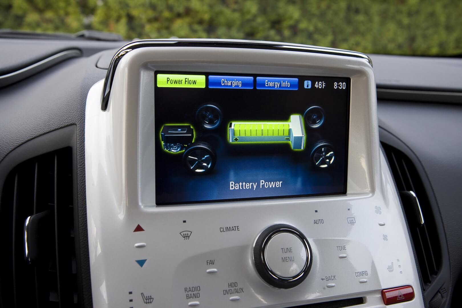 Фотография экоавто Chevrolet Volt 2011 - фото 73