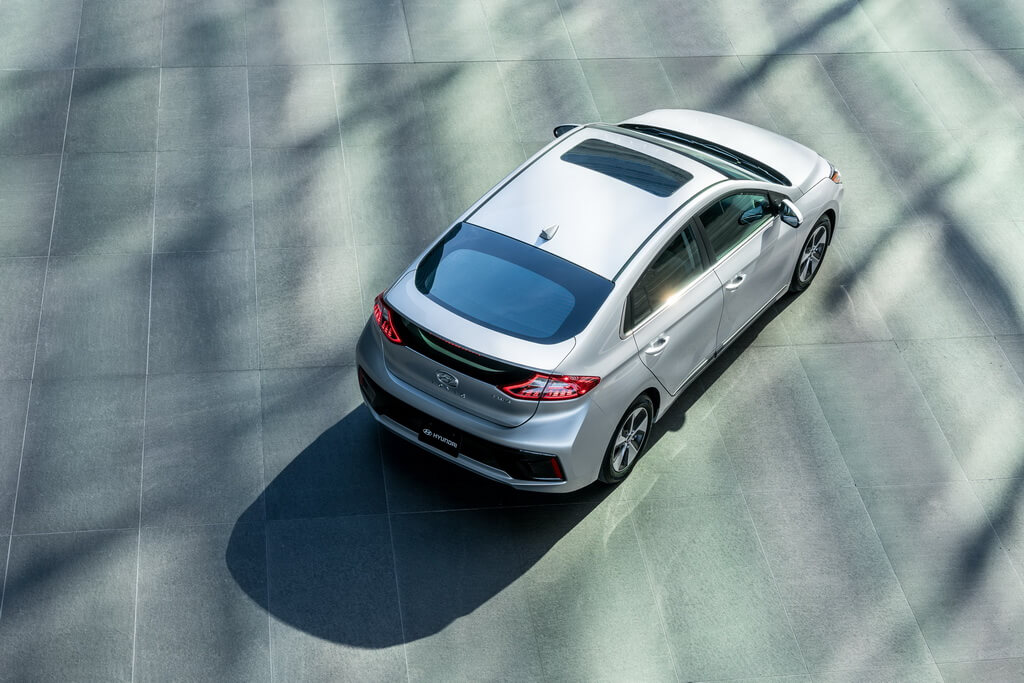 Фотография экоавто Hyundai Ioniq Electric - фото 5