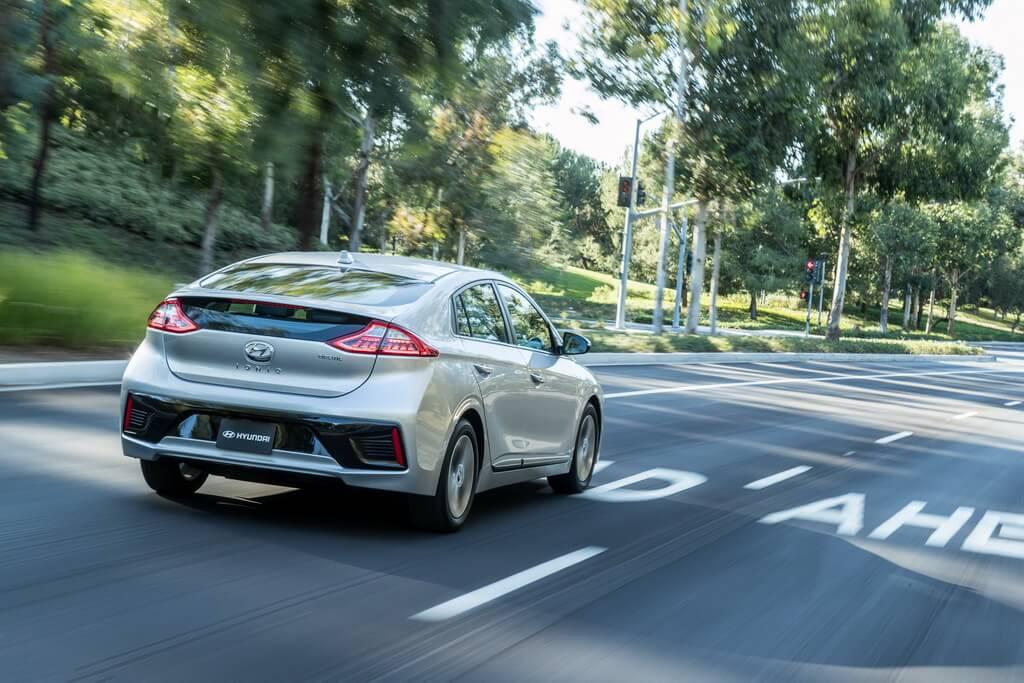 Фотография экоавто Hyundai Ioniq Electric - фото 11