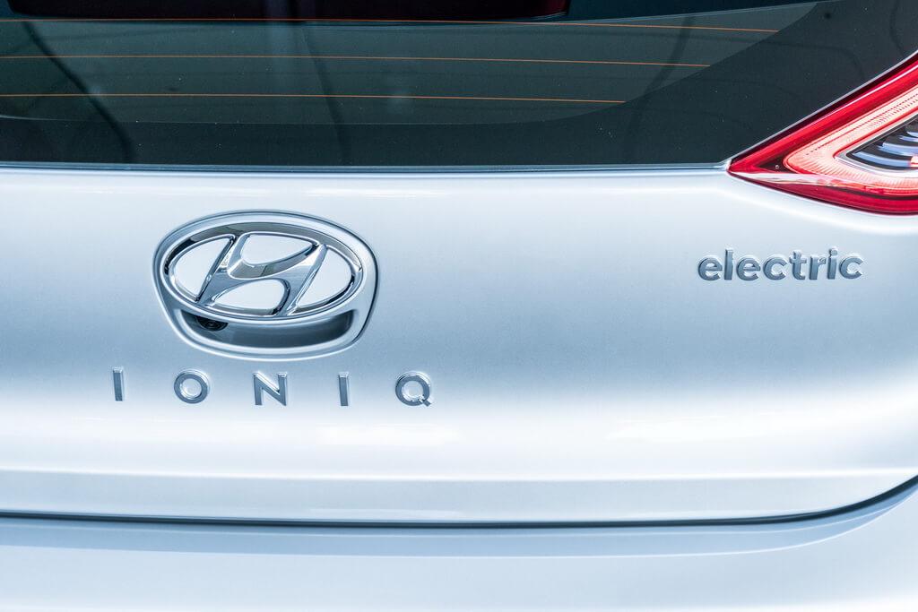 Фотография экоавто Hyundai Ioniq Electric - фото 23