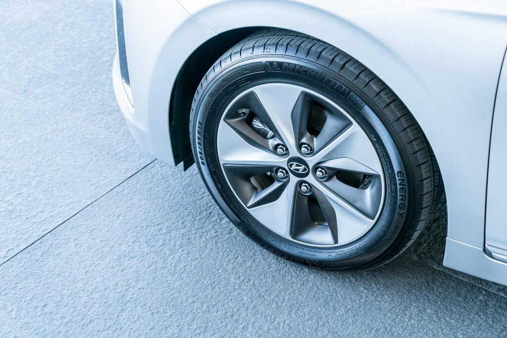 Фотография экоавто Hyundai Ioniq Electric - фото 30