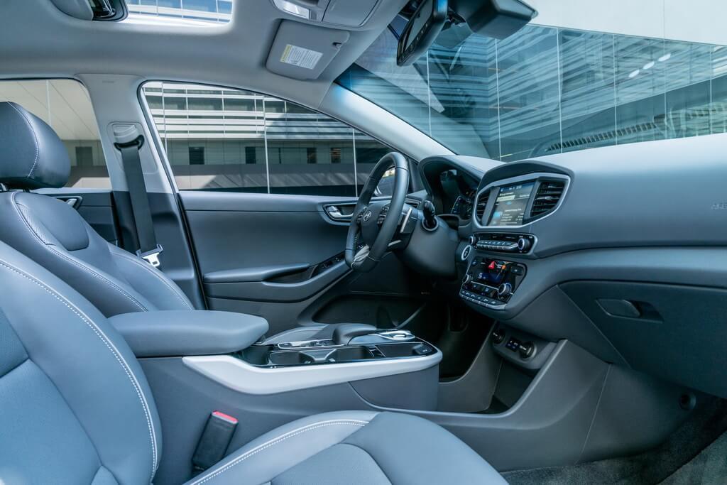 Фотография экоавто Hyundai Ioniq Electric - фото 48