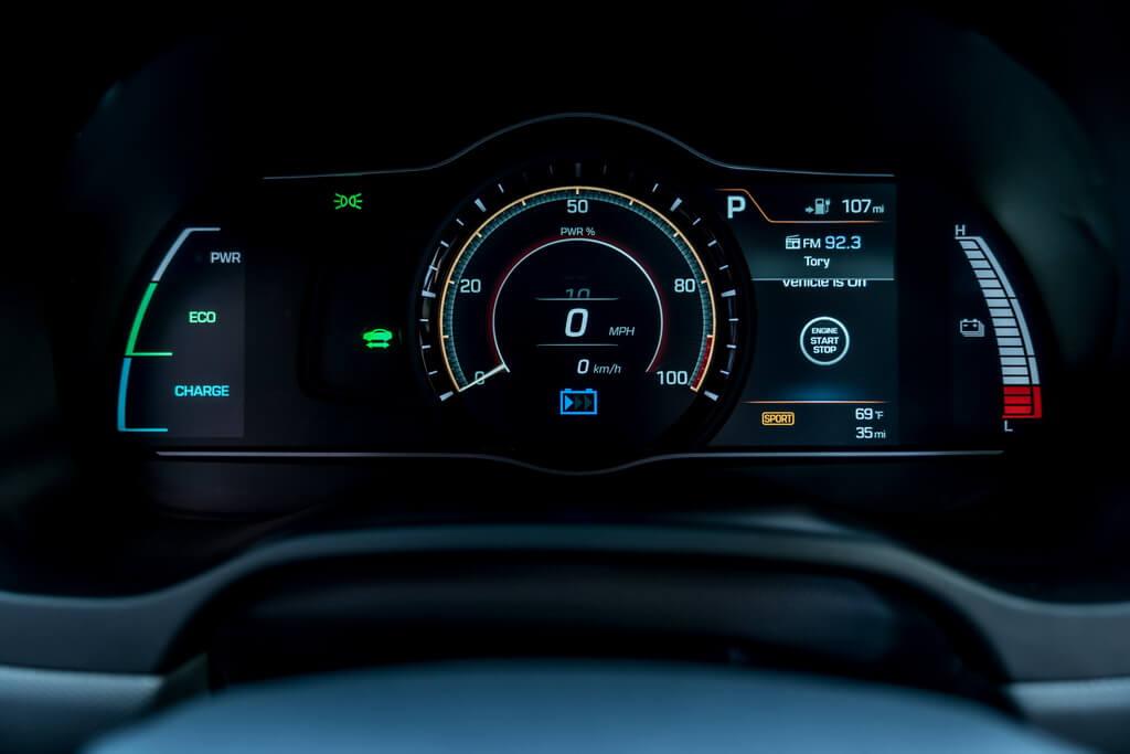 Фотография экоавто Hyundai Ioniq Electric - фото 47