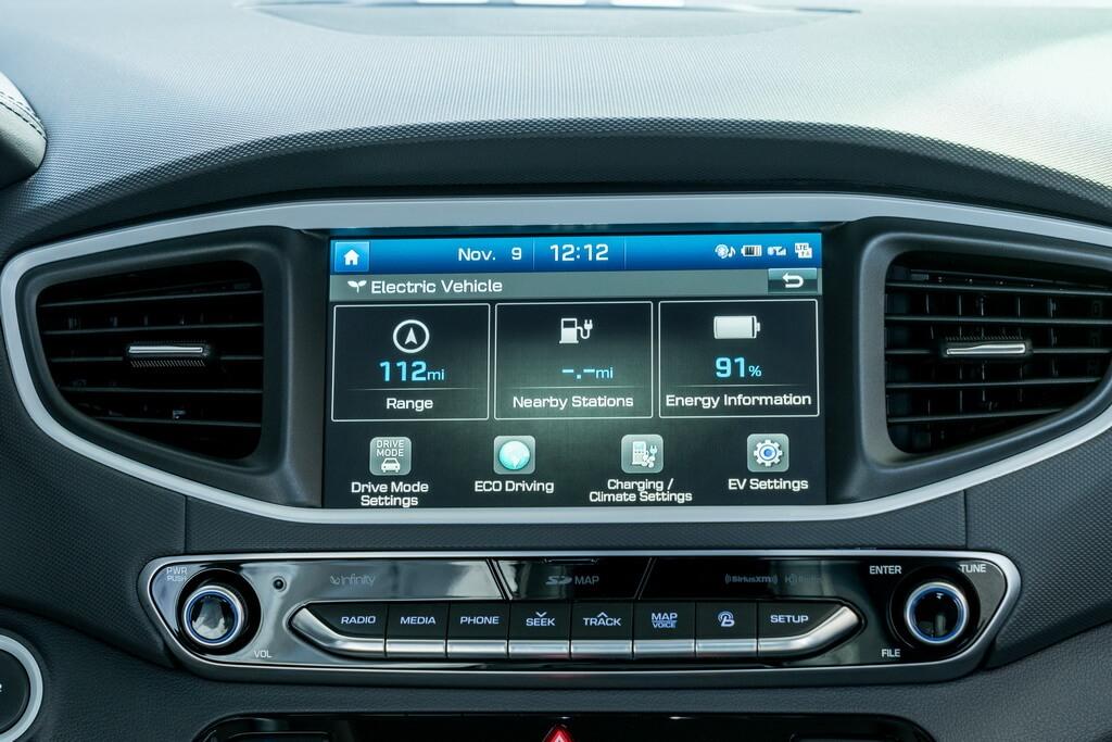 Фотография экоавто Hyundai Ioniq Electric - фото 42