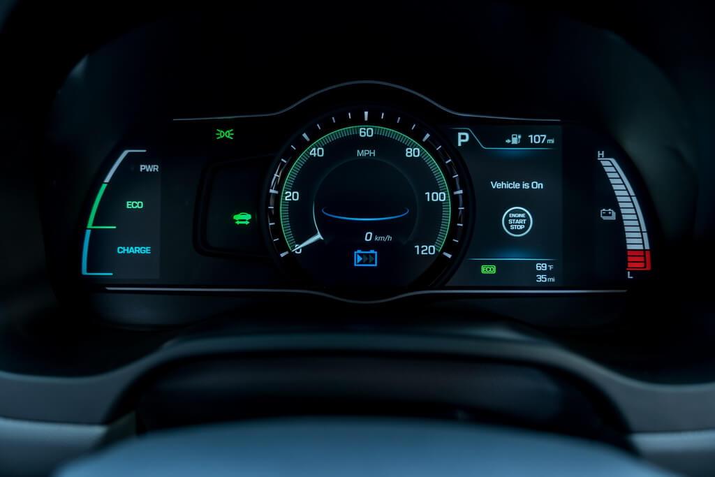 Фотография экоавто Hyundai Ioniq Electric - фото 35