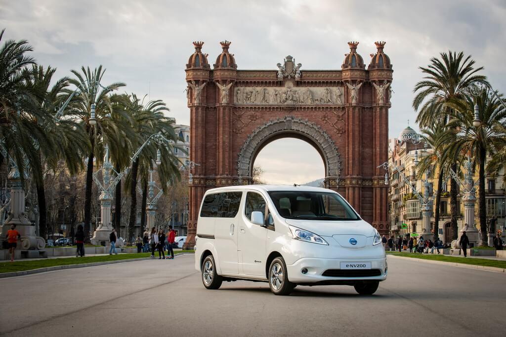 Фотография экоавто Nissan e-NV200 Evalia - фото 9