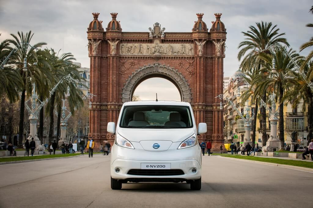 Фотография экоавто Nissan e-NV200 Evalia - фото 10