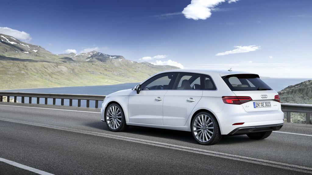 Фотография экоавто Audi A3 Sportback e-tron - фото 5