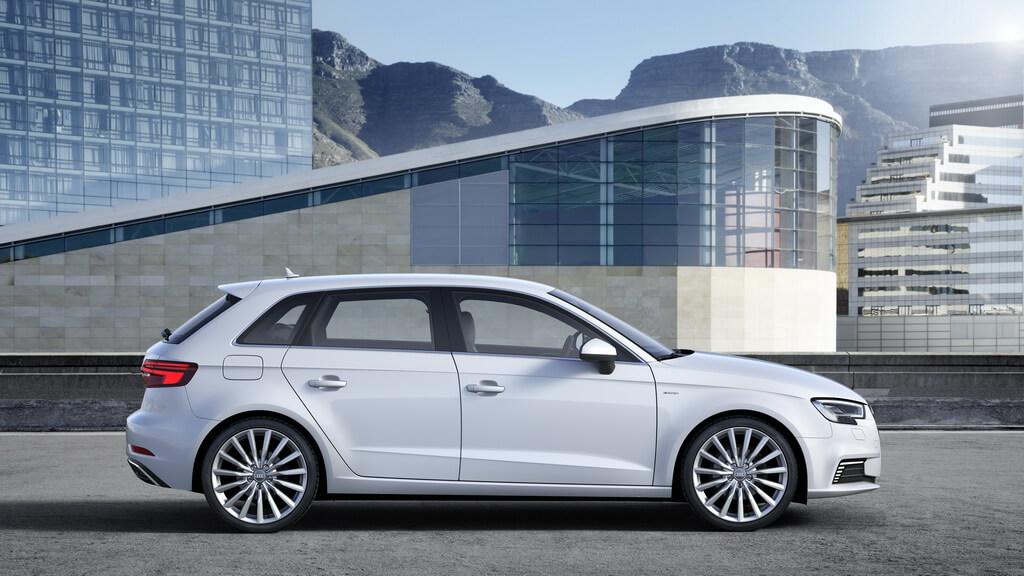 Фотография экоавто Audi A3 Sportback e-tron - фото 8