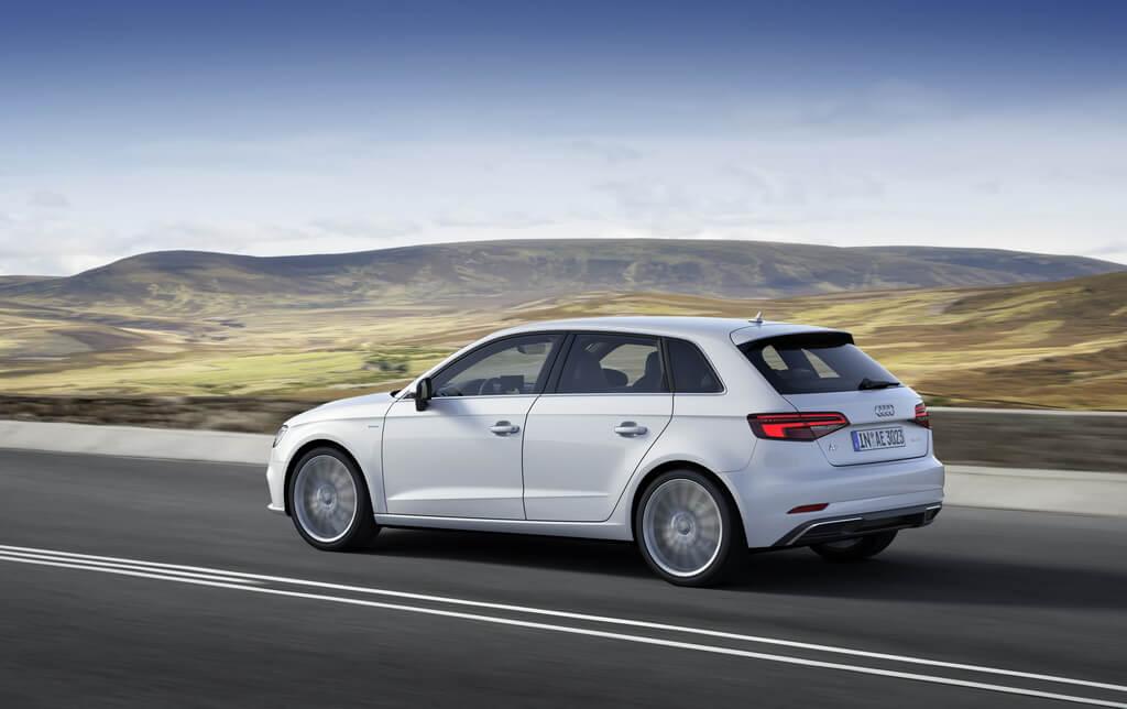 Фотография экоавто Audi A3 Sportback e-tron - фото 11