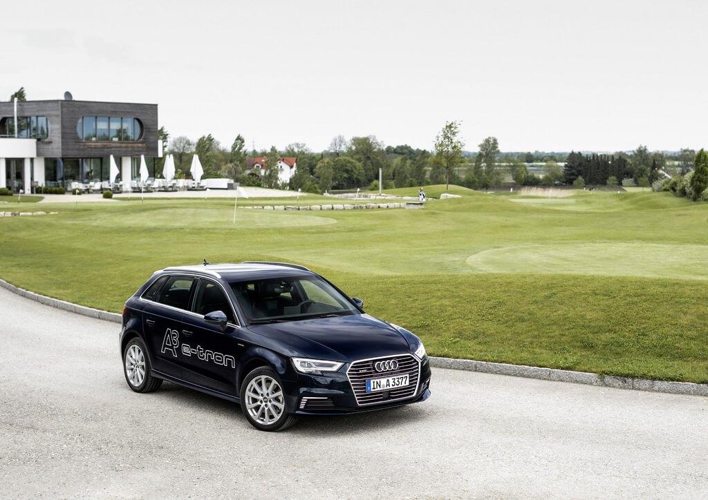 Фотография экоавто Audi A3 Sportback e-tron - фото 14