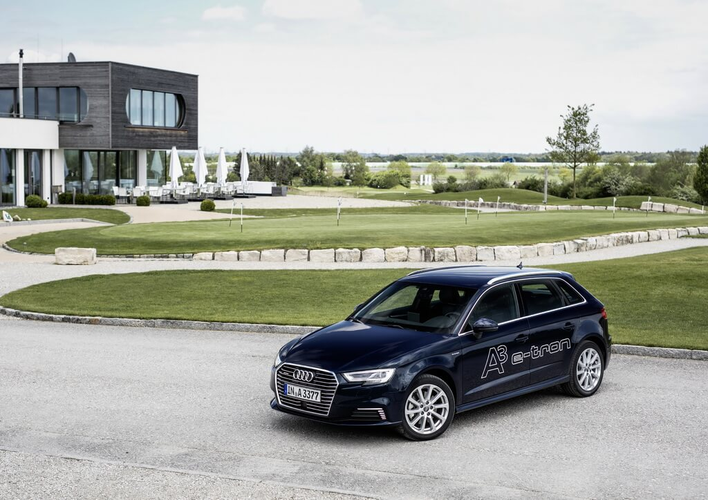 Фотография экоавто Audi A3 Sportback e-tron - фото 17